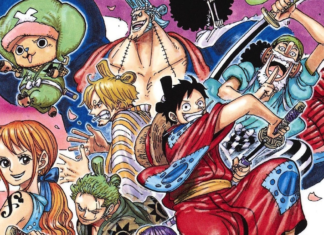 One Piece Chapter 956