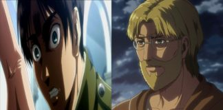 Attack on Titan Chapter 121 Cliffhanger