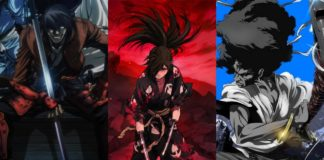 Top 8 Best Samurai Animes of All Time