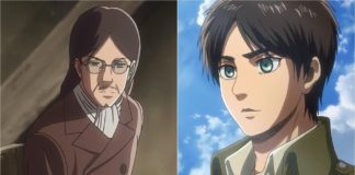 Attack on Titan Chapter 121 Eren and Grisha