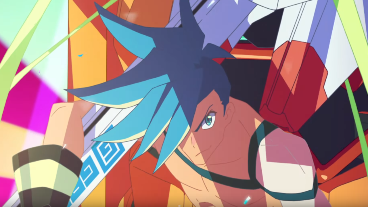 Promare Anime Film 4D Screening