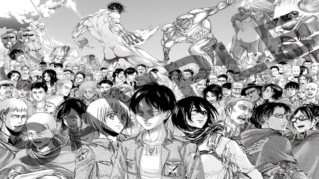 Attack on Titan Celebrates 10th Year Anniversary