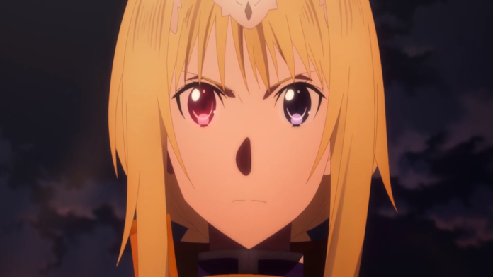 Sword Art Online Season 3 Release Date Confirmed