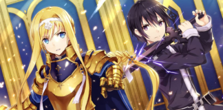 Anime FestSword Art Online: Alicization War of Underworld