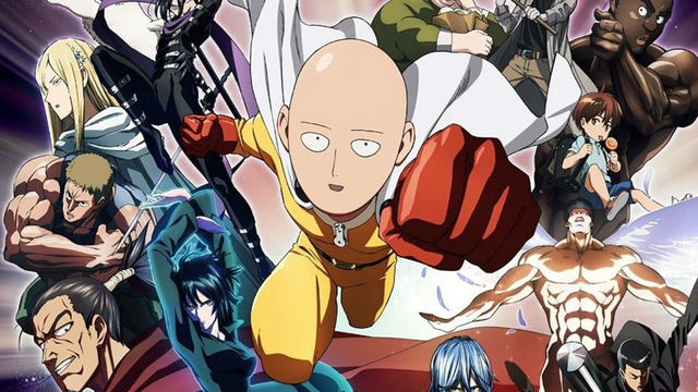 One-Punch Man Season 2 On Toonami