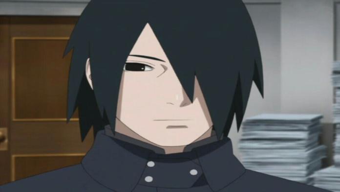 Boruto Episode 124 Sasuke