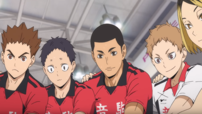 Haikyuu!! Land vs. Sky OVA Trailer