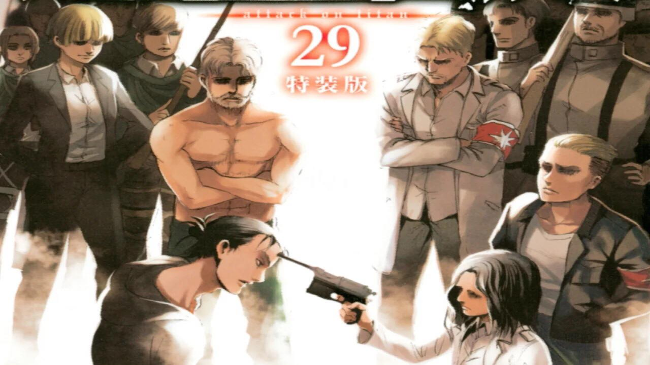 Attack on Titan Chapter 122 Official Release Date İs Revealed | Manga Thrill