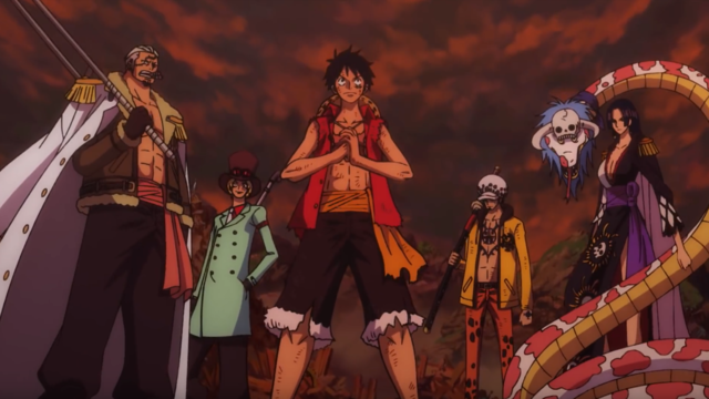 One Piece: Stampede Western Release