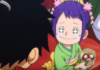One Piece Otama's Emotional Scene in Episode 900