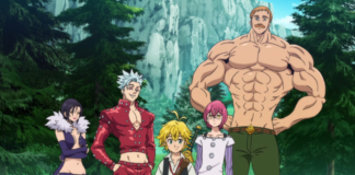 Animax Asia Will Air The Seven Deadly Sins Season 3 on October 9