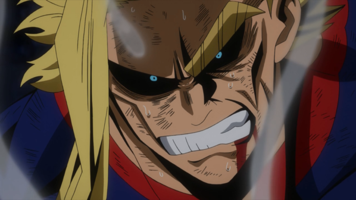 My Hero Academia Season 4 Unveils How All Might Saved Tokuda's Father
