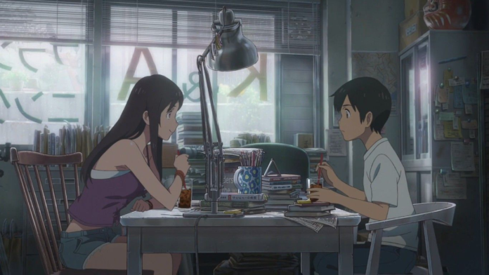 Weathering With You Film Wins Audience Award At Animation Is Film Festival