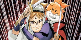 Viz Media Licenses Masashi Kishimoto's Samurai 8: The Tale of Hachimaru