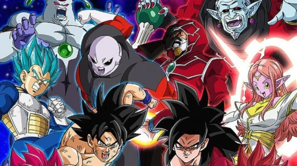 Dragon Ball Heroes Episode 17