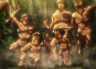 Attack on Titan Presents The Very First Titan