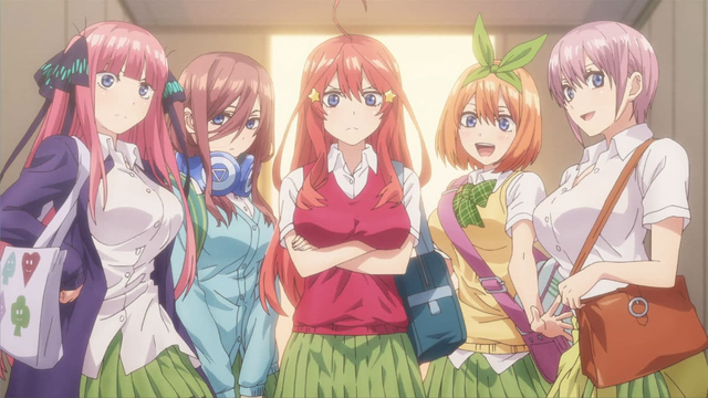 Top 13 Best Harem Anime Of All Time