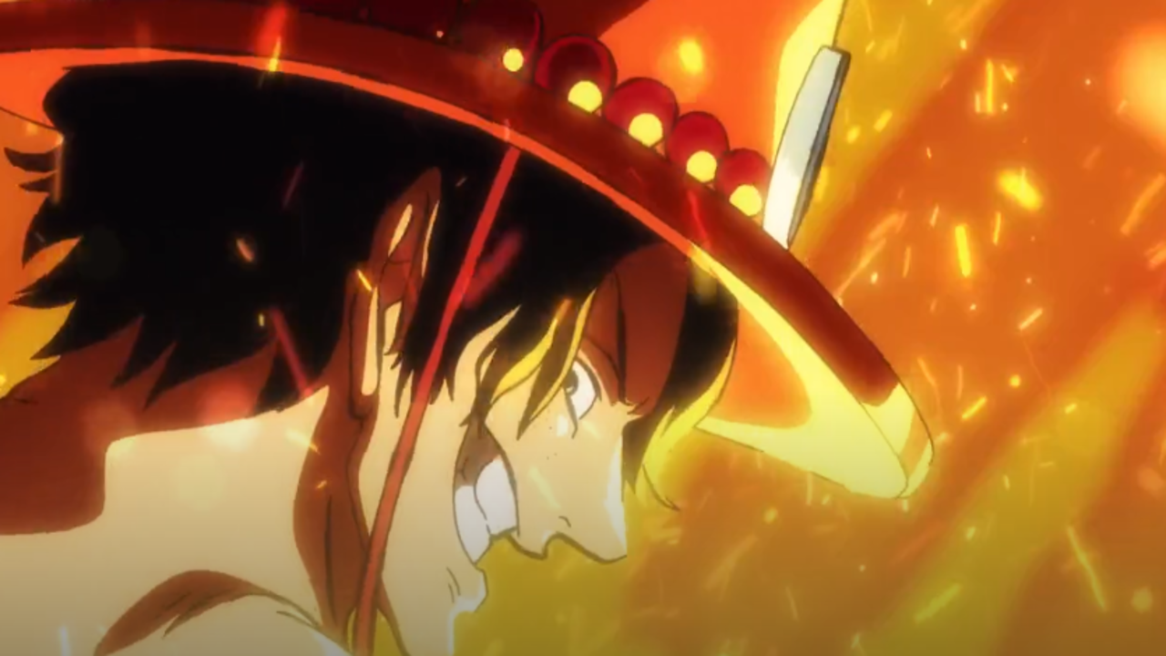One Piece Episode 906 Impresses Fans With A Surprising Ace Scene   Manga Thrill