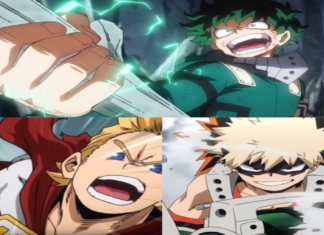 My Hero Academia Season 4 Episode