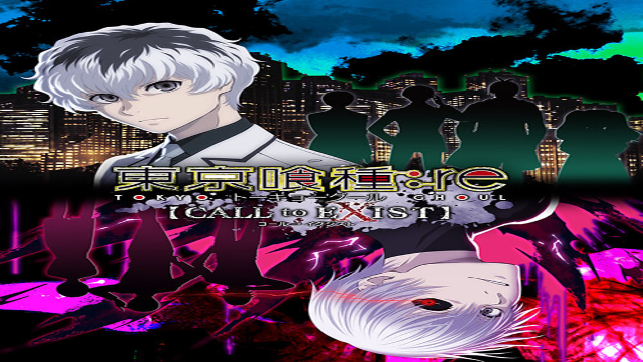 Tokyo Ghoul:re Call to Exist Game