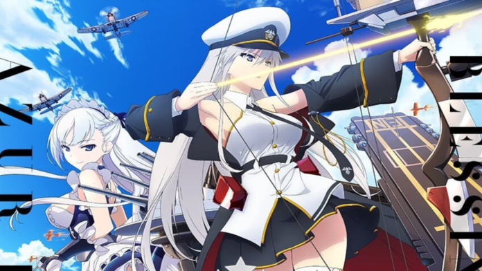 Azur Lane Anime Gets Official Spin-off Manga in December