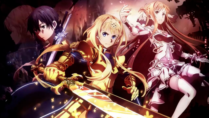 Sword Art Online: Alicization War of Underworld Anime Episode Order is Unveiled