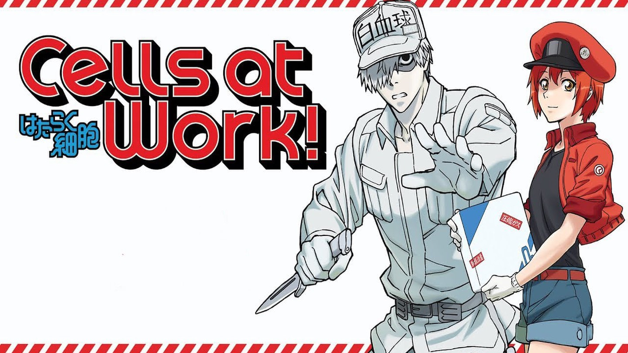 Cells at Work! Gets New Spinoff Manga 'Inside Baby'
