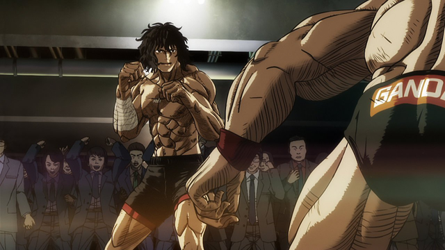 Kengan Ashura Second Part