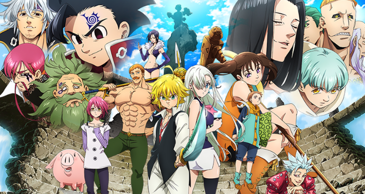The Seven Deadly Sins Season 3 Episode 3
