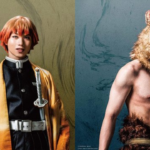 Demon Slayer Stage Play Releases Key Visuals For Zenitsu and Inosuke
