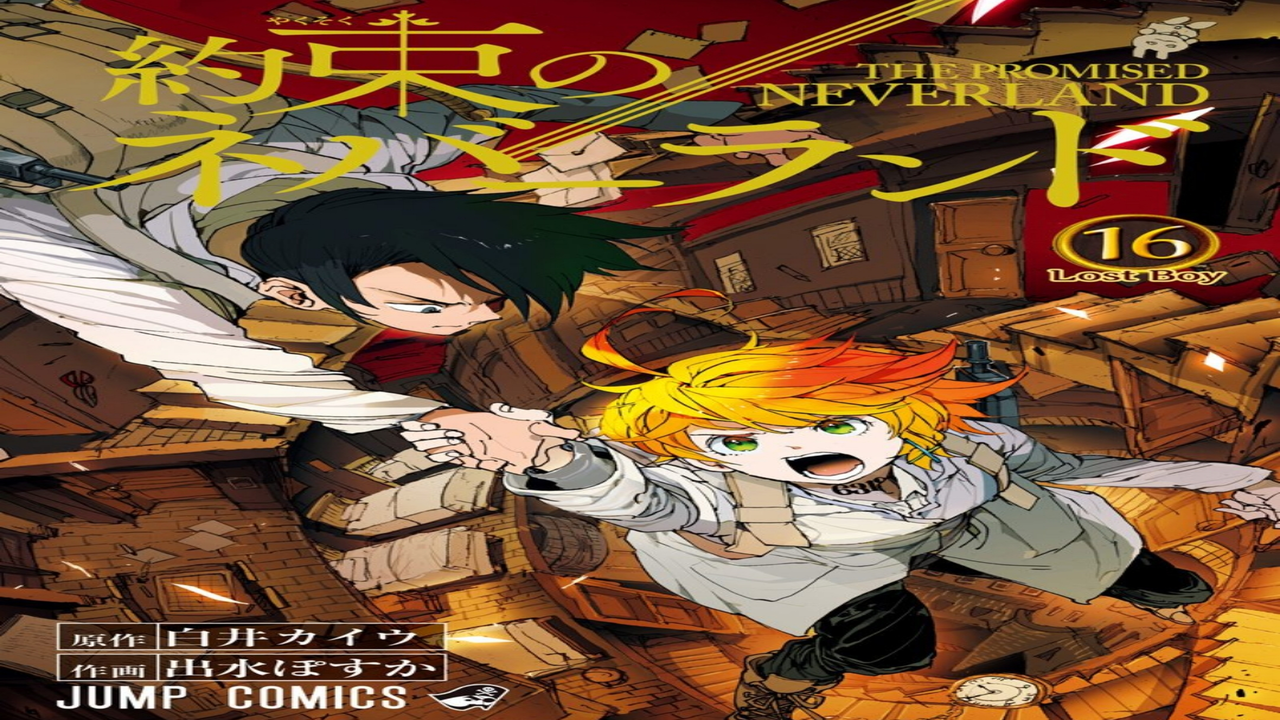 The Promised Neverland Manga Takes A 1 Week Break For Research Purposes Manga Thrill