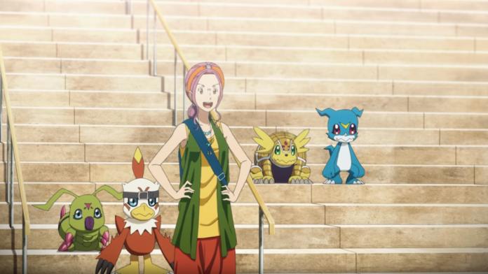Digimon Adventure: Last Evolution Kizuna Film Short Video Released
