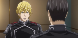 The Legend of the Galactic Heroes: Die Neue These Seiran