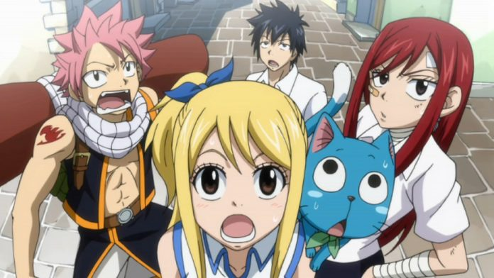 Fairy Tail Crossover Series