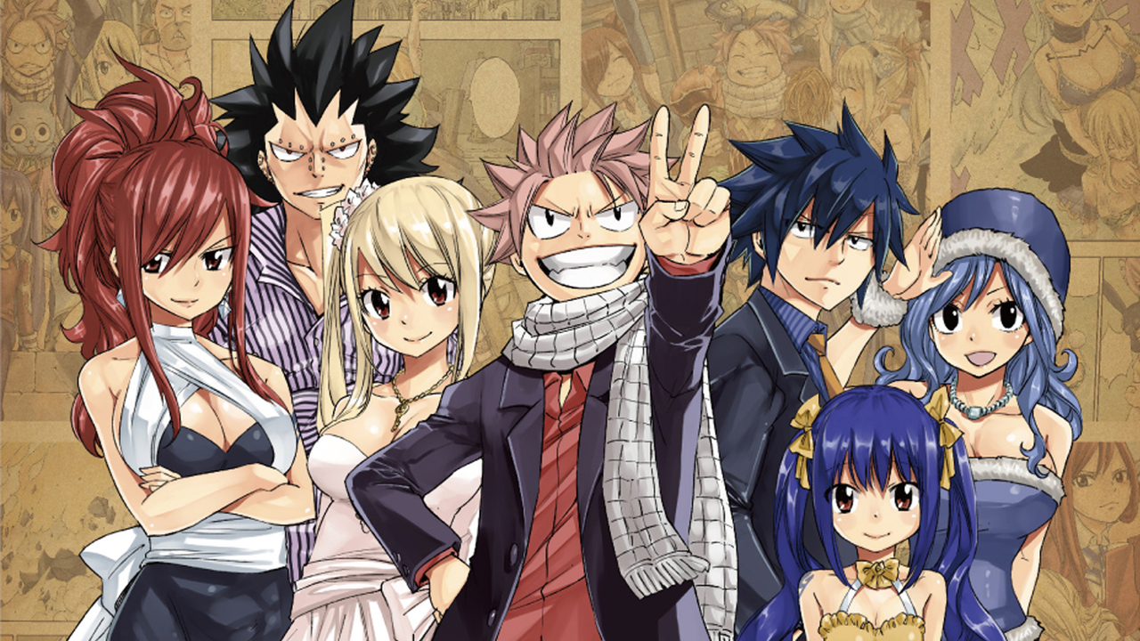Fairy Tail Finale