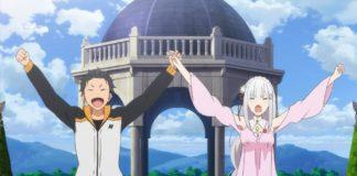 Re:Zero Hyōketsu no Kizuna Anime