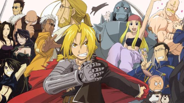Fullmetal Alchemist Alphonse