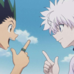 Hunter x Hunter's Gon and Killua Are Brought To Life On A 5 Year Time Skip Transformed Artwork