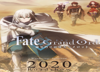 Fate/Grand Order Film New Trailer Released
