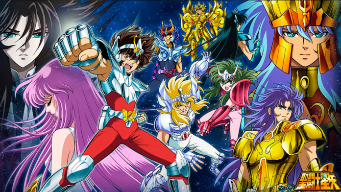 Netflix Adds Saint Seiya Anime's New English Dub To Its Streaming Service