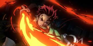 Demon Slayer on Toonami