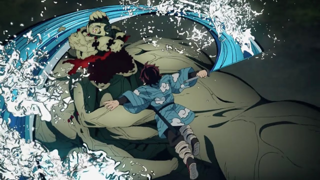 Demon Slayer: Tanjiro's Top 10 Most Used Powerful Water Breathing Style Forms