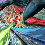Spider-Man: Far From Home Special Japanese Blu-ray Box Gets Art By One-Punch Man's Yusuke Murata