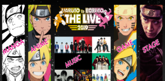 Naruto to Boruto Event
