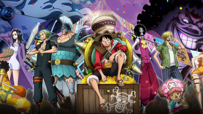 One Piece Stampede Film Ranks #6 On It's Opening Day in the U.S.