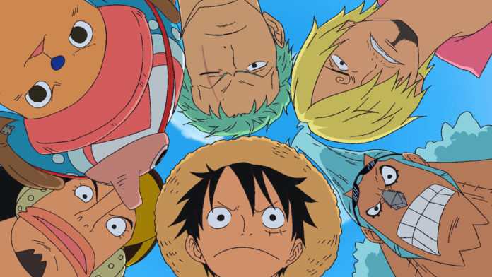 One Piece Anime Dubbed Version