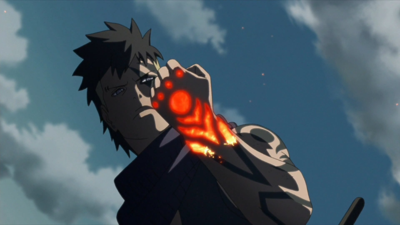 Boruto: Naruto Next Generations Gives Kawaki an Extreme New Power