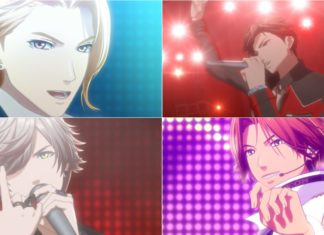 ARP Backstage Pass Anime