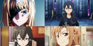 Sword Art Online Alicization War of Underworld Premiere