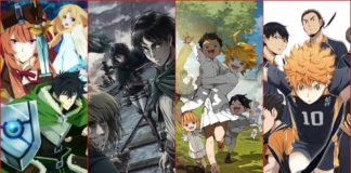 Best Animes Of 2020.Top Best Animes 2020 Manga Thrill